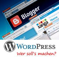 Wordpress Agenturen: wer braucht die schon?