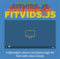 Fitvids - Responsive Videos