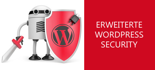 Erweiterte WordPress Security