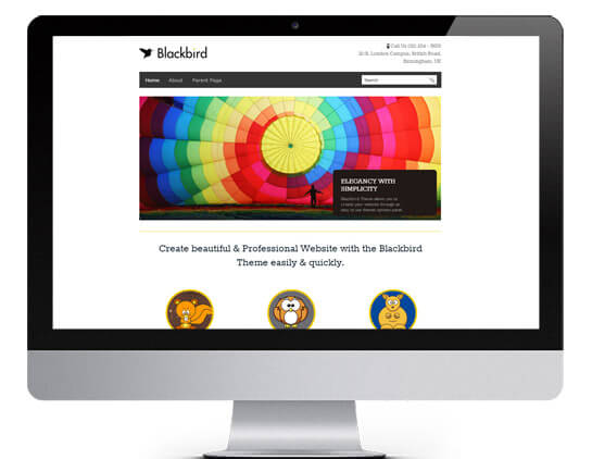 wordpress-theme-blackbird