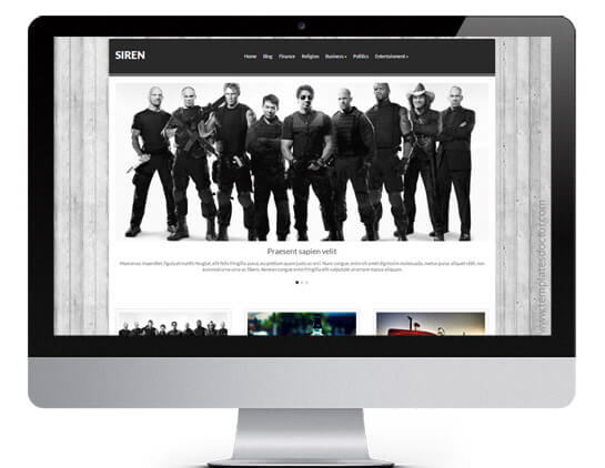 wordpress-theme-siren