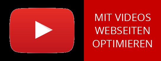 Mit Videos Webseiten optimieren