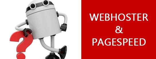 Webhoster und Pagespeed