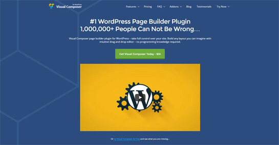 WordPress Premium Slider Plugin Visual Composer