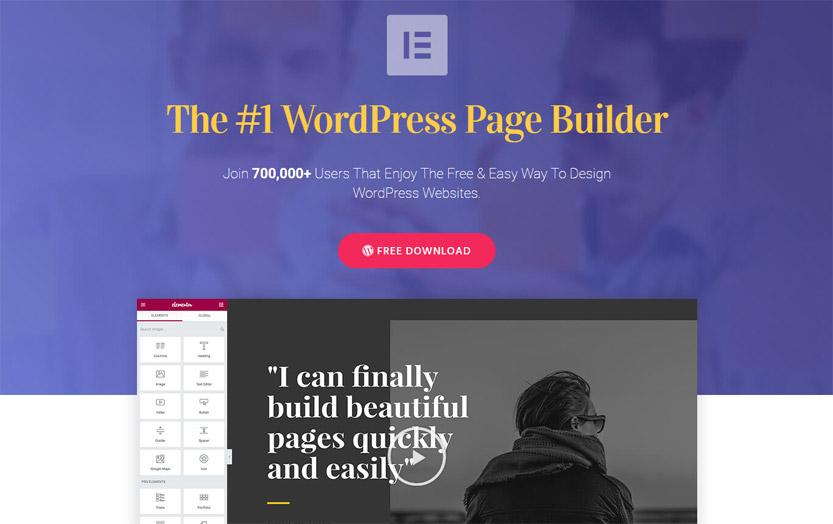 Die Besten Pagebuilder Plugins Fur Wordpress 2018