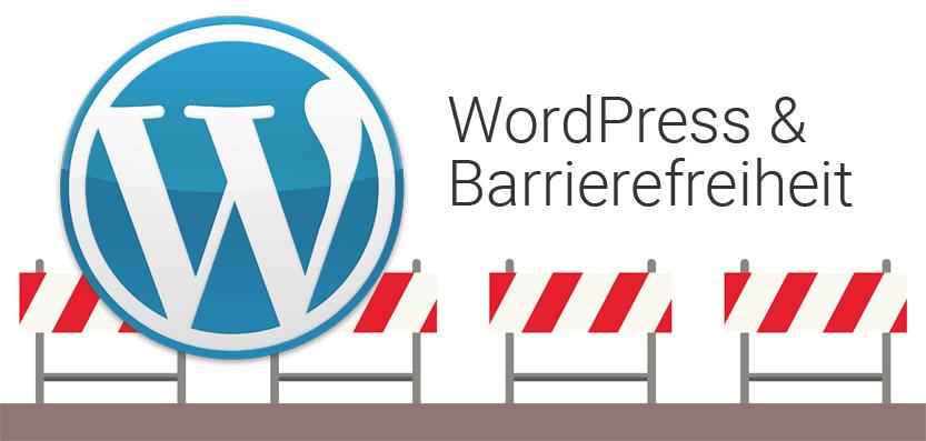 So wird WordPress barrierefrei - Tipps und Möglichkeiten
